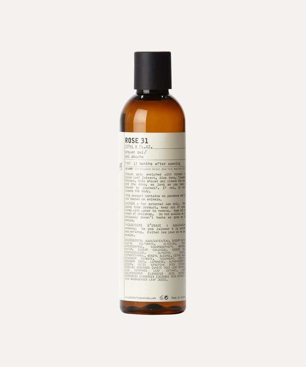 Le Labo - Rose 31 Shower Gel 237ml