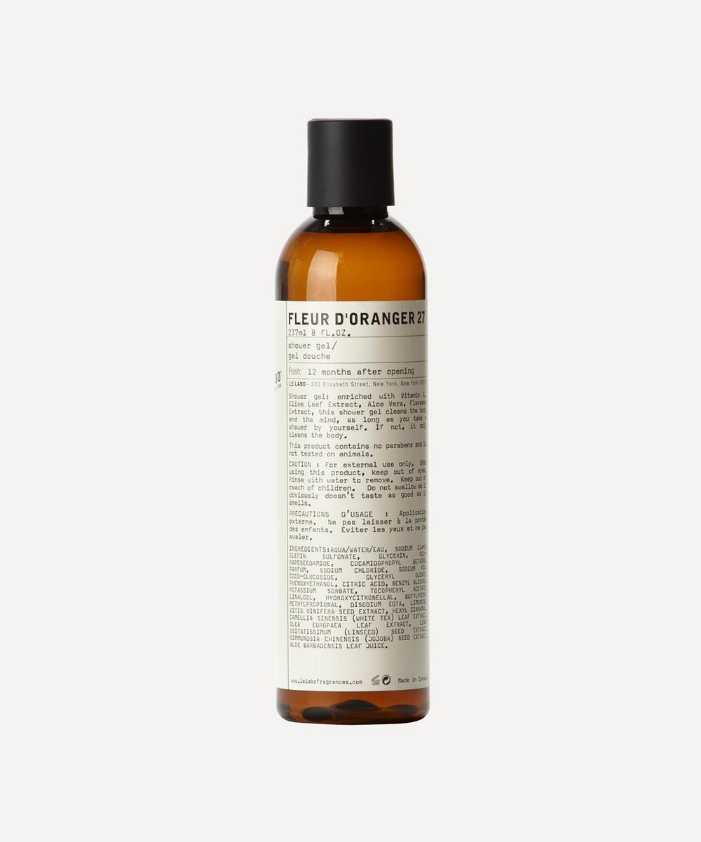 Le Labo - Fleur d'Oranger 27 Shower Gel 237ml