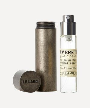 Ambrette 9 Eau de Parfum Travel Tube 10ml