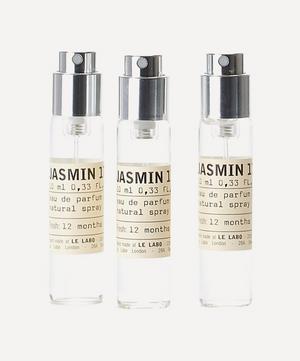 Jasmin 17 Eau de Parfum Travel Tube Refills 3 x 10ml