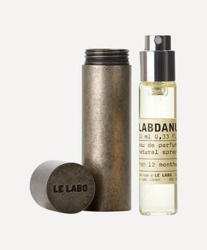 Labdanum 18 Eau de Parfum Travel Tube 10ml