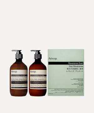 Reverence Aromatique Hand Care Duo 2 x 500ml