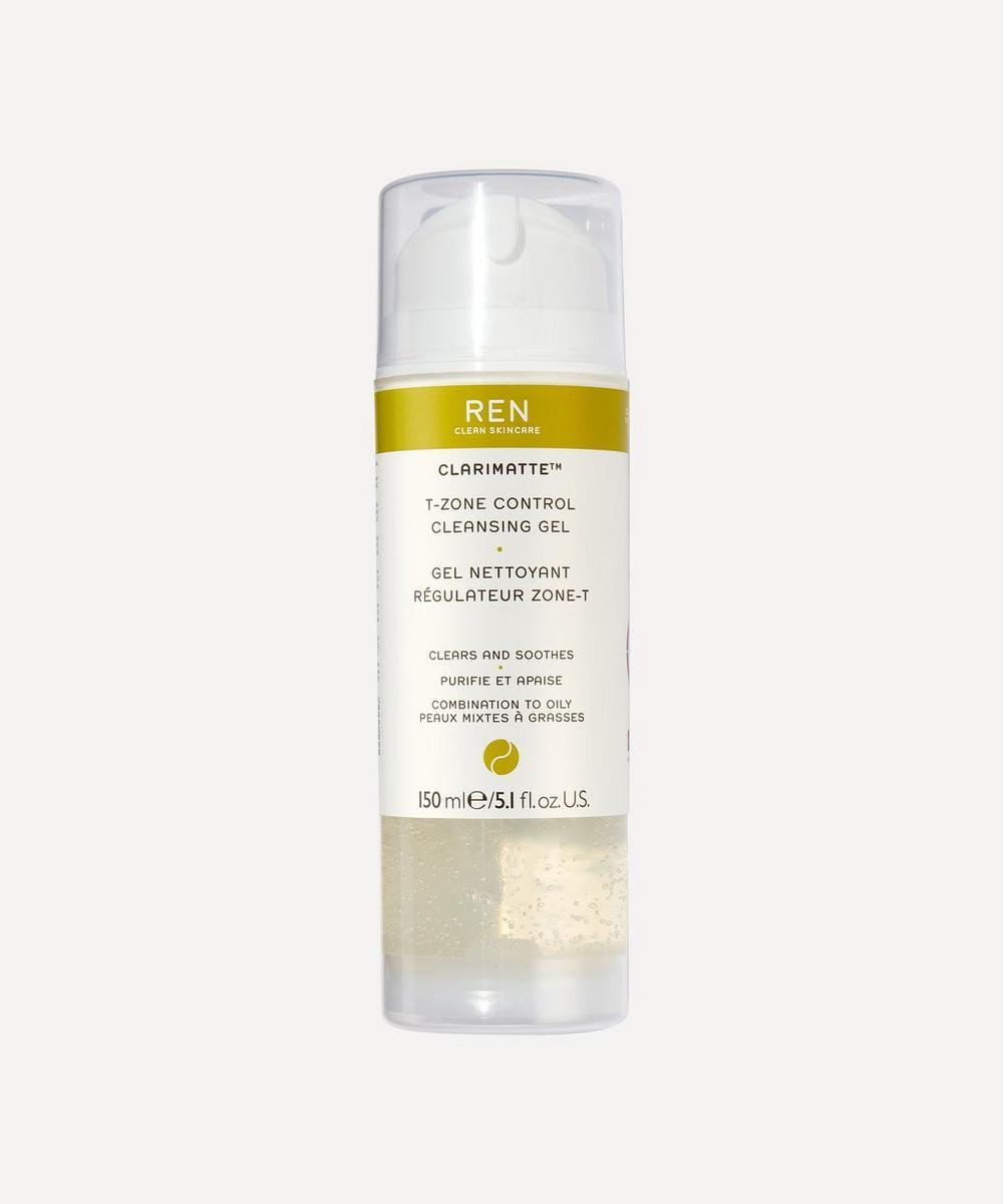 REN Clean Skincare - Clarimatte™ T-Zone Control Cleansing Gel 150ml