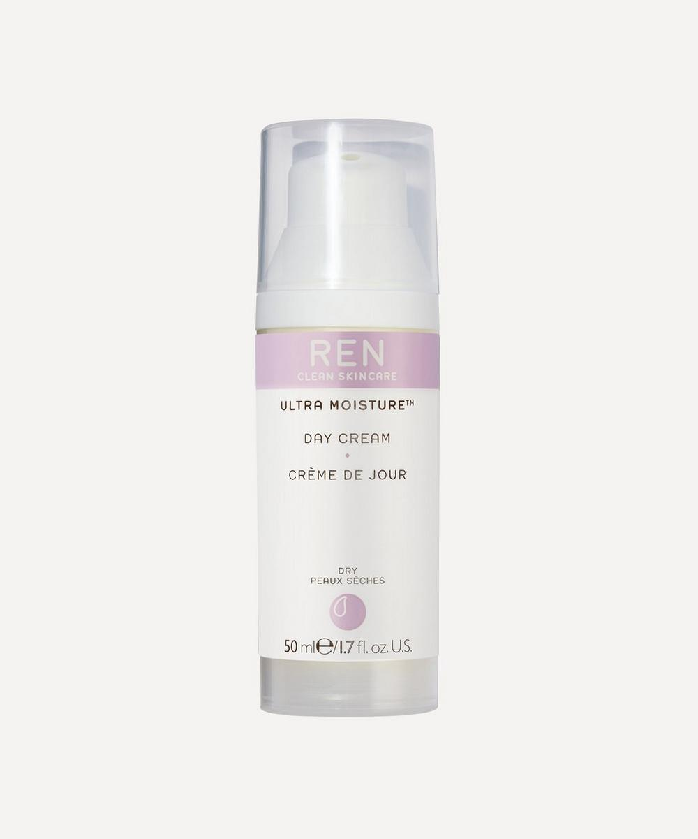 REN Clean Skincare - Ultra Moisture Day Cream 50ml