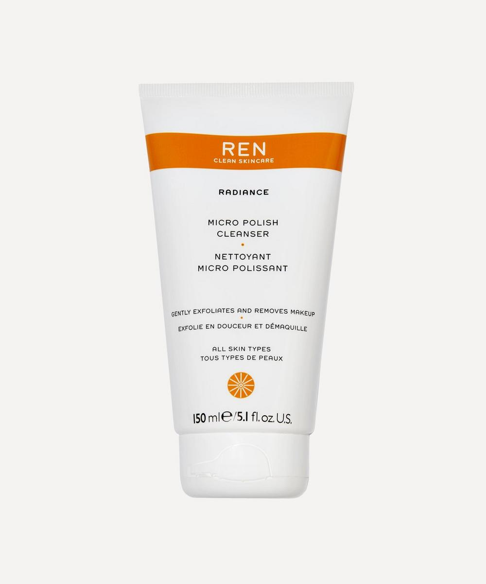 REN Clean Skincare - Micro Polish Cleanser