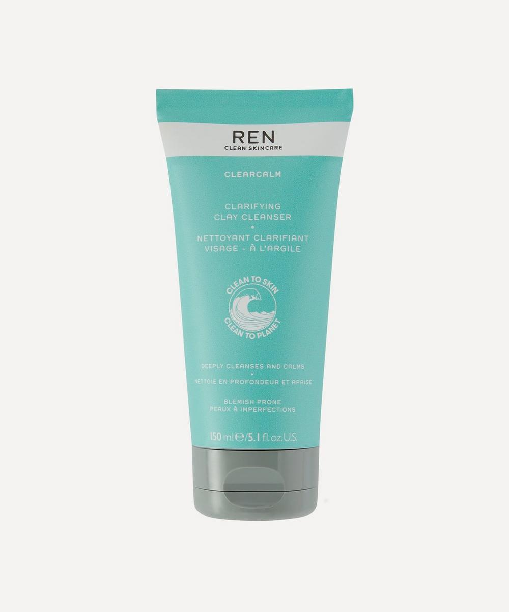 REN Clean Skincare - ClearCalm 3 Clarifying Clay Cleanser