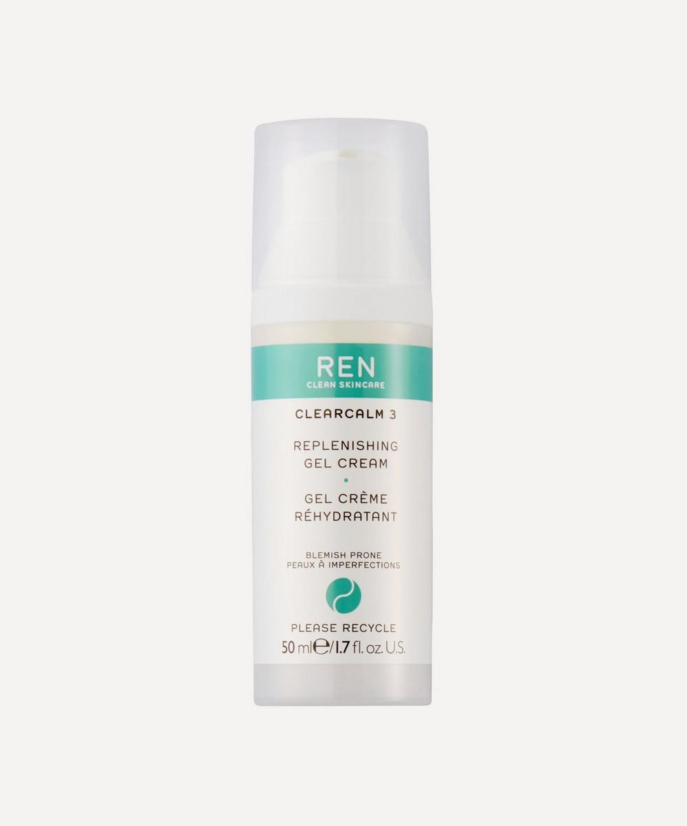 REN Clean Skincare - ClearCalm 3 Replenishing Gel Cream