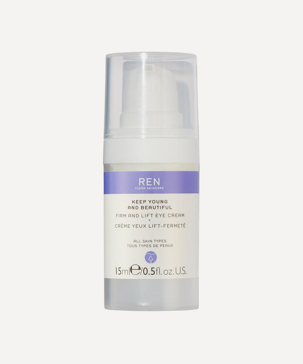 REN Clean Skincare - Keep Young and Beautiful Anti-Ageing Eye Cream