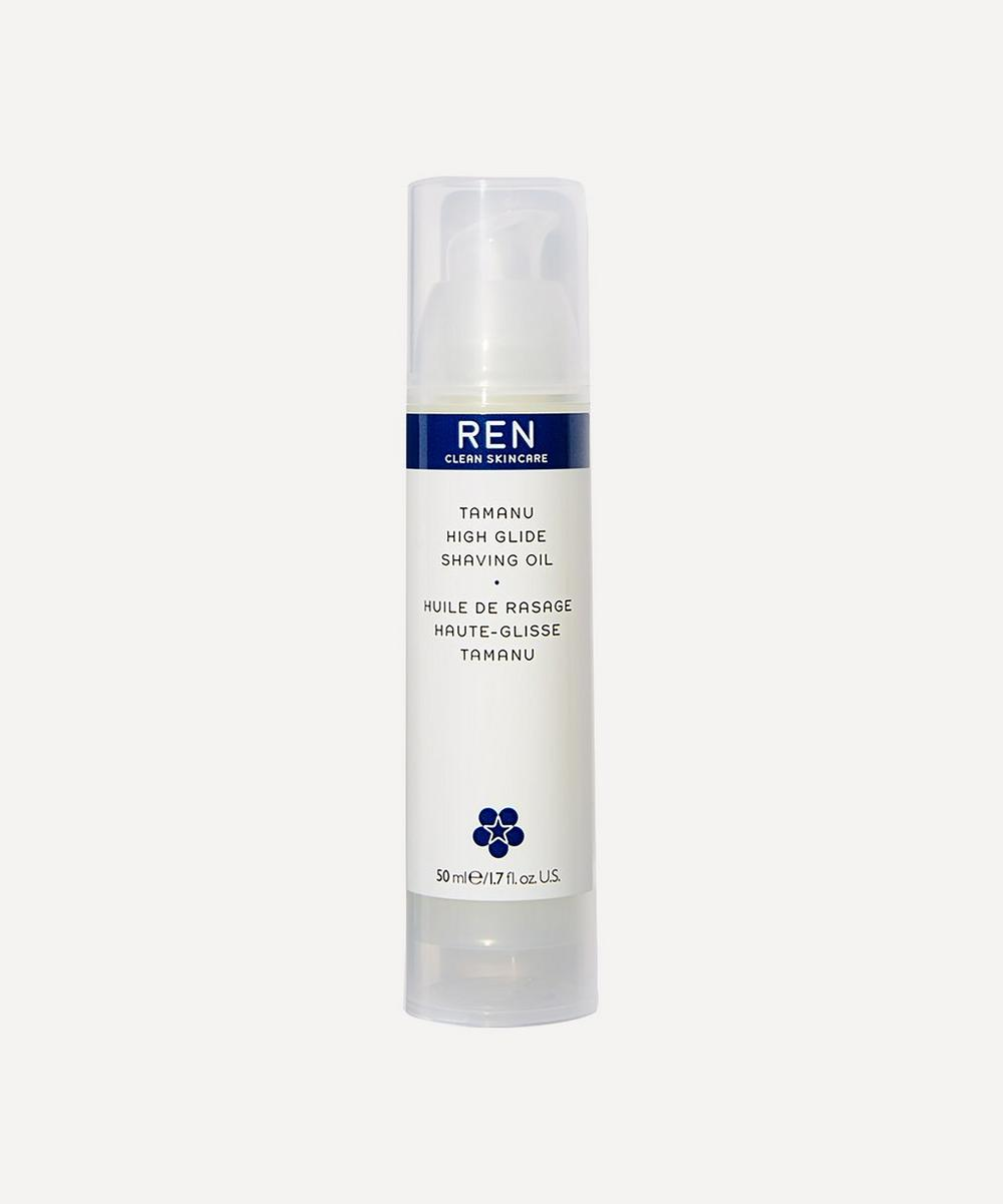 REN Clean Skincare - Tamanu High Glide Shaving Oil 50ml