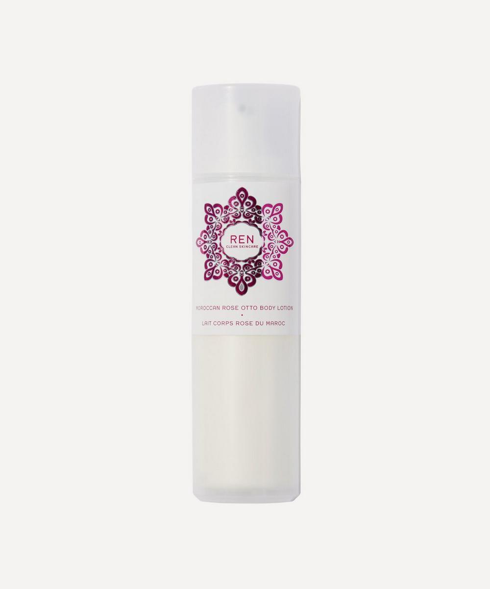 REN Clean Skincare - Moroccan Rose Otto Body Lotion 200ml
