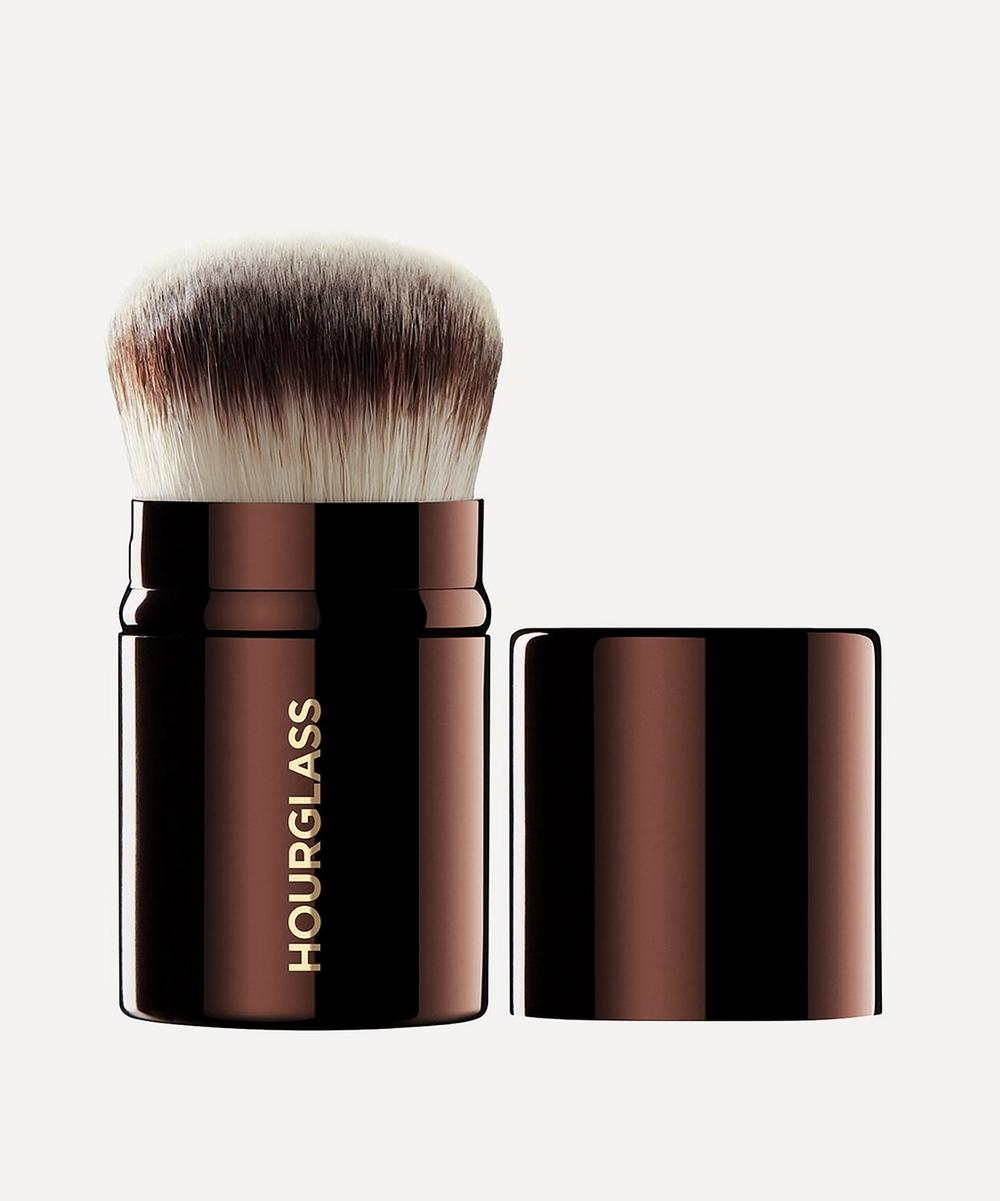 Hourglass - Retractable Kabuki Brush