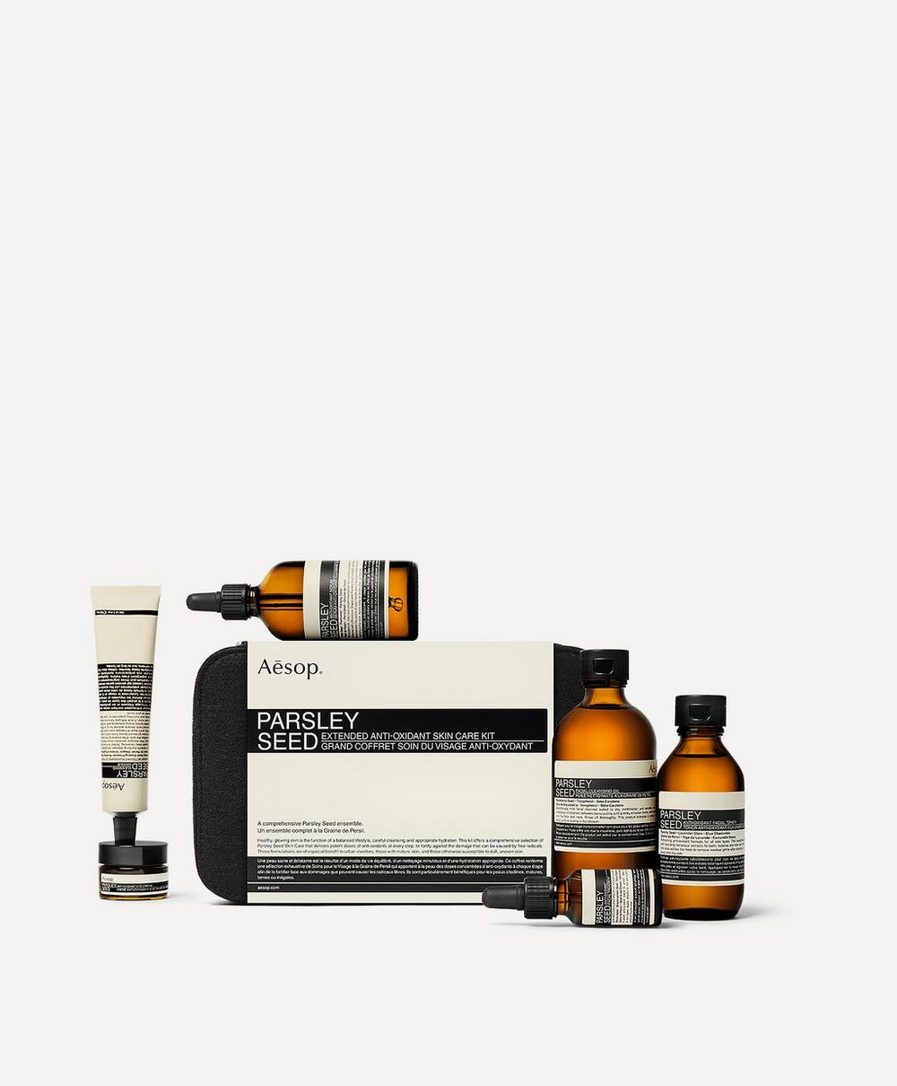 Aesop - Parsley Seed Extended Anti-Oxidant Skin Care Kit