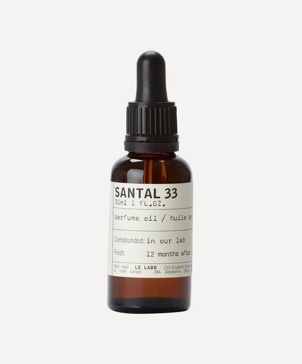 Le Labo - Santal 33 Perfume Oil 30ml