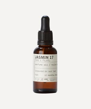 Jasmin 17 Perfume Oil 30ml