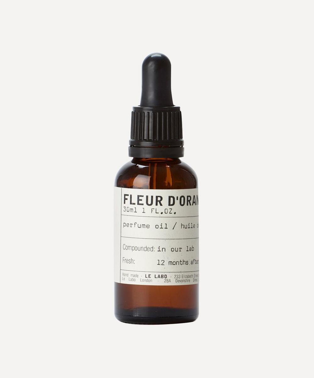 Le Labo - Fleur d'Oranger Perfume Oil 30ml