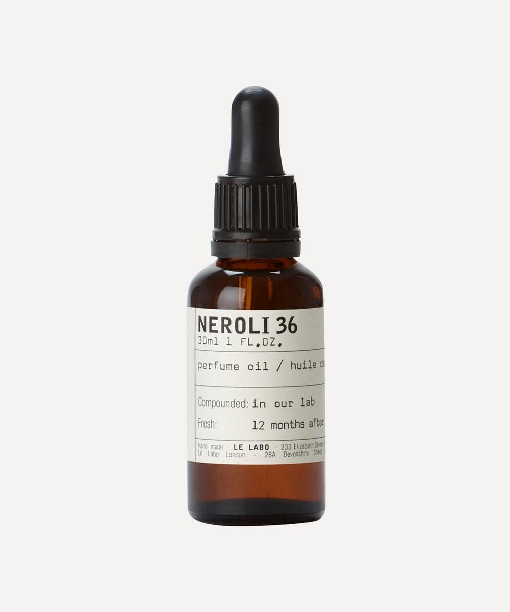 Le Labo - Neroli 36 Perfume Oil 30ml