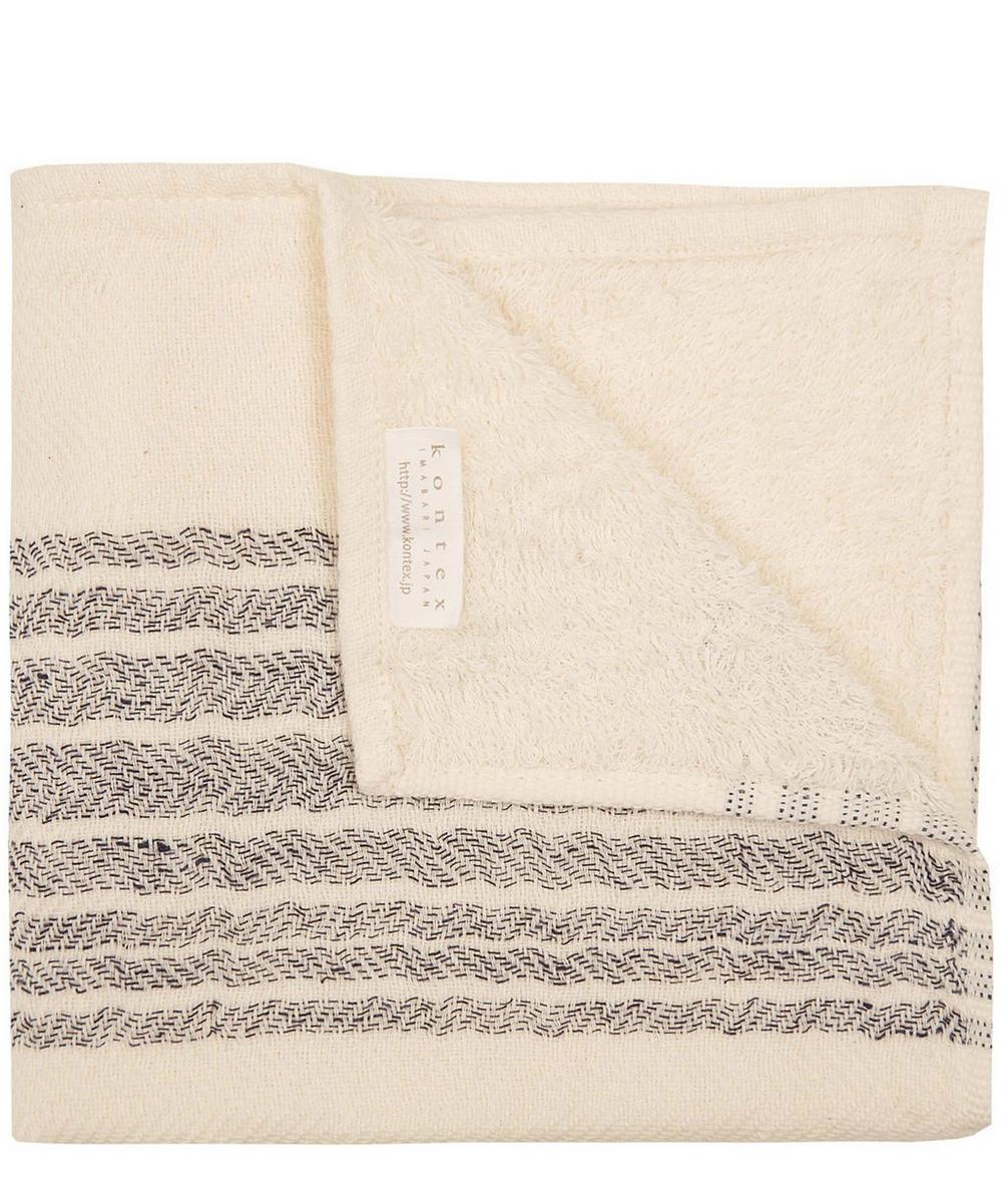 Morihata - Flax Line Guest Towel