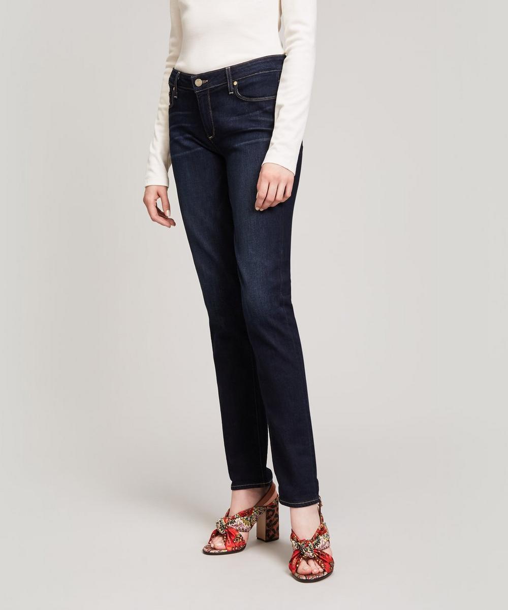 Paige - Jimmy Skinny Boyfriend Jeans