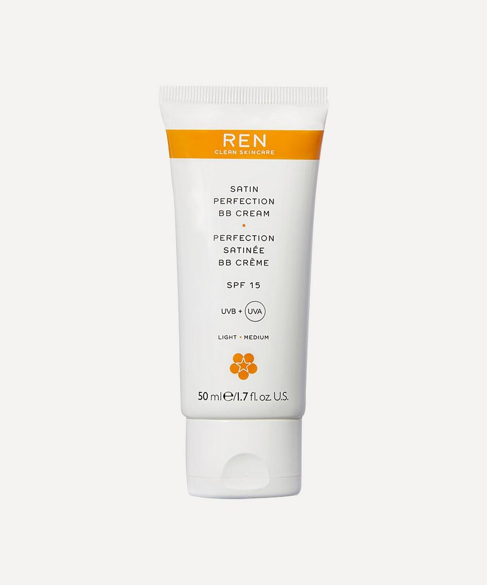 REN Clean Skincare - Satin Perfection BB Cream 50ml