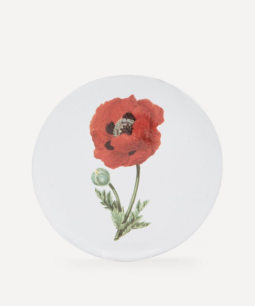 Astier de Villatte - Orange Flower Dinner Plate