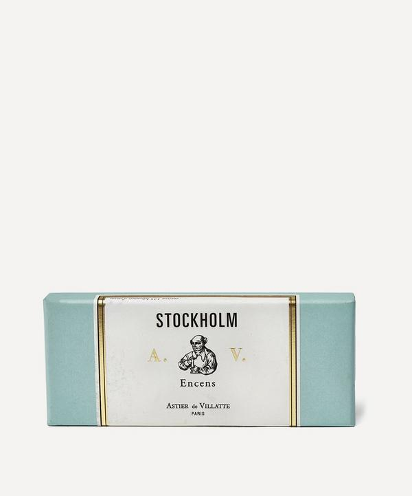 Astier de Villatte - Stockholm Incense Sticks