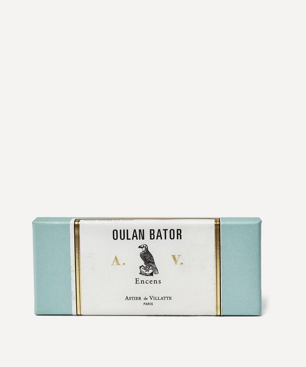 Astier de Villatte - Oulan Bator Incense Sticks