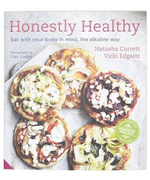 Honestly Healthy Cookbook
