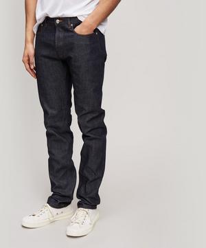 Petite New Standard Raw Jeans