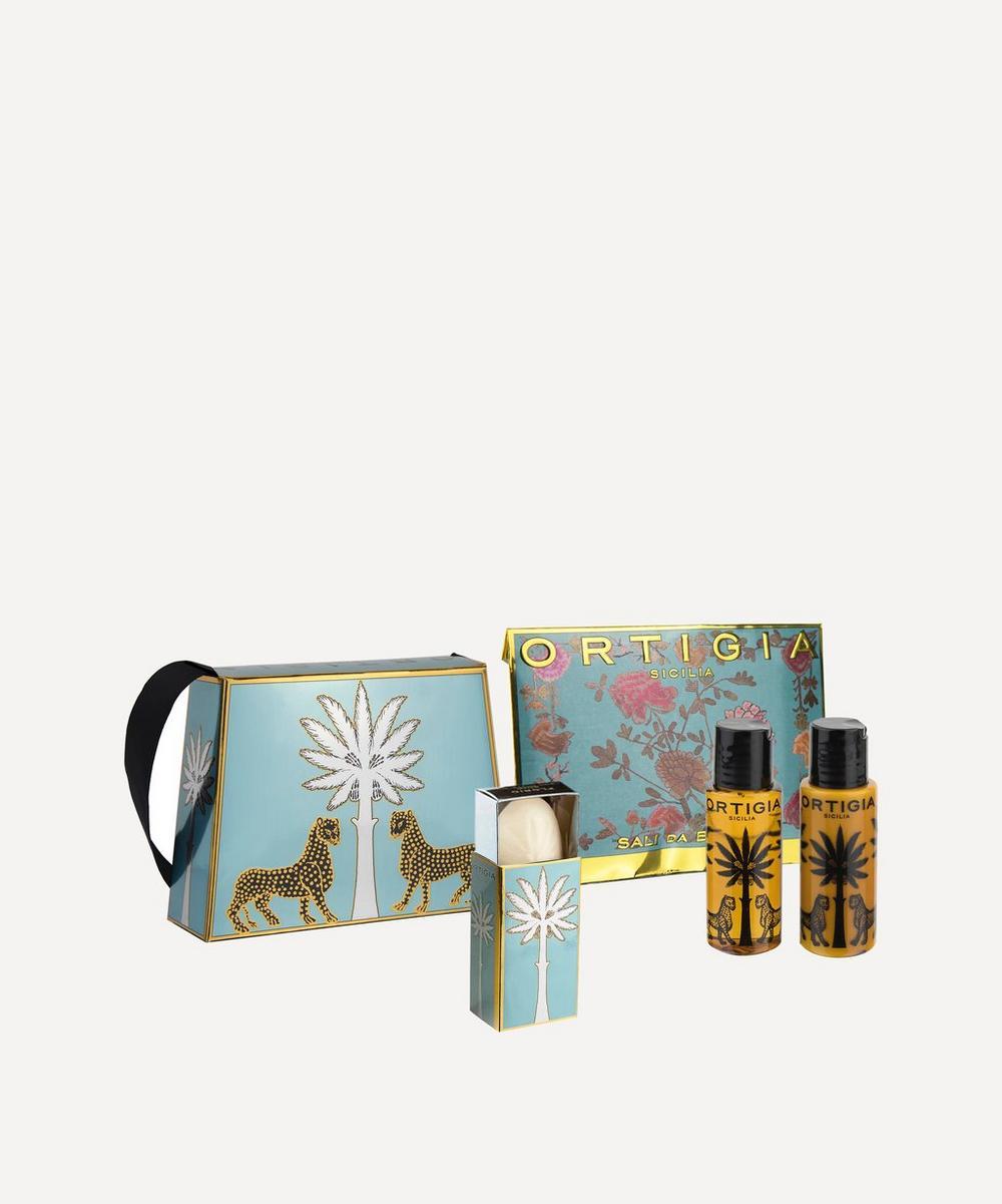 Ortigia - Florio Handbag Travel Set