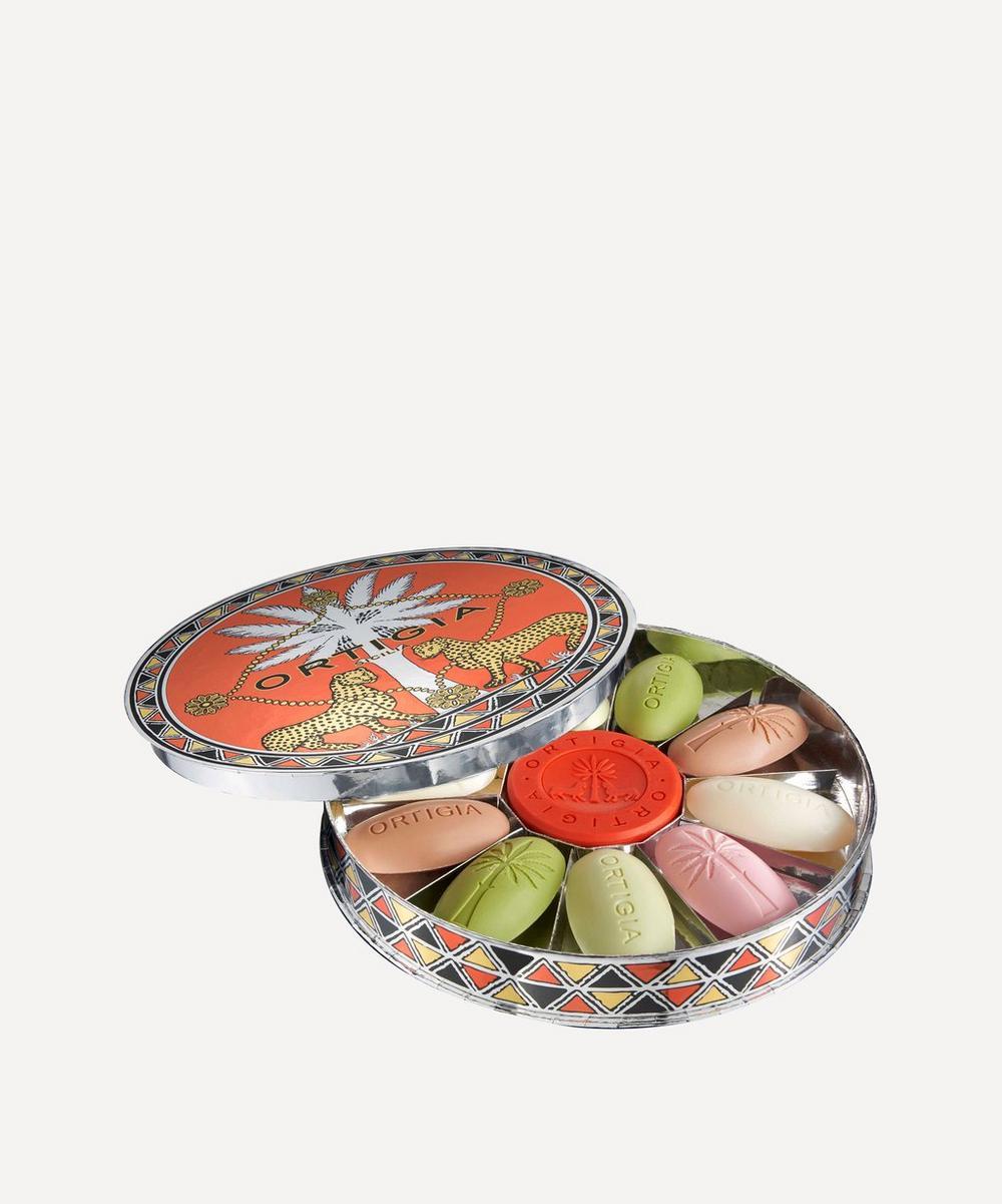 Ortigia - Assorted Olive Oil Soap Set