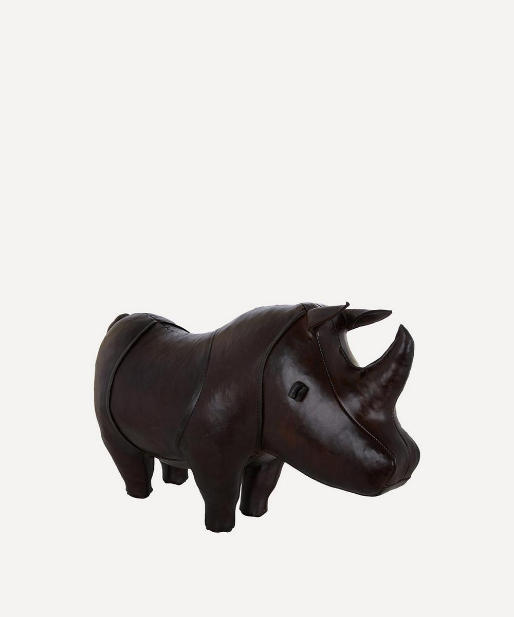 Omersa - Small Leather Rhino image number 0