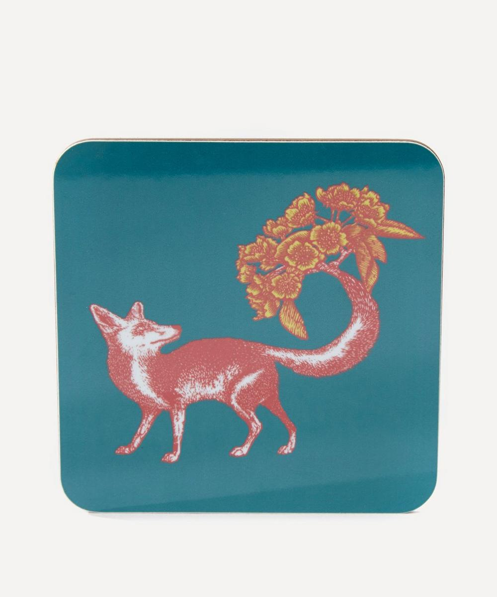 Avenida Home - Puddin' Head Fox Coaster