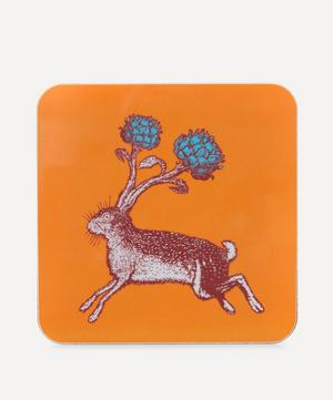Puddin' Head Hare Coaster