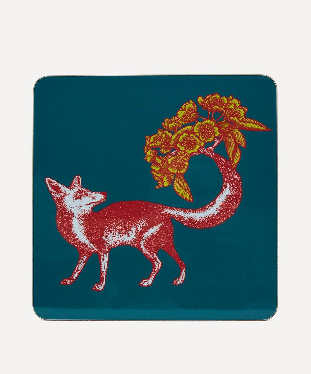 Avenida Home - Puddin' Head Fox Placemat