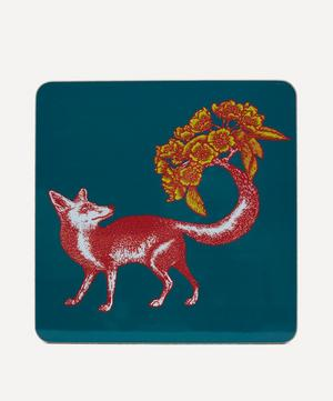 Puddin' Head Fox Placemat