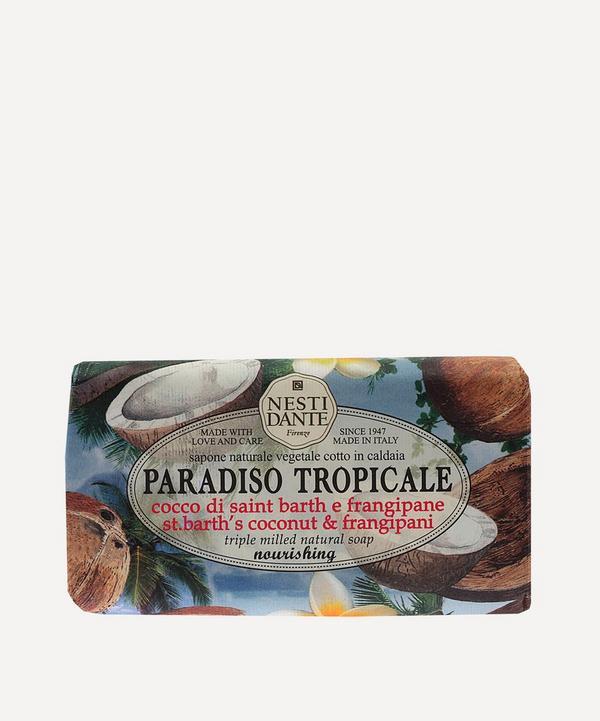 Nesti Dante - Paradiso Tropicale St. Barth Coconut and Frangipane Soap 250g