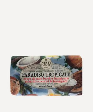 Paradiso Tropicale St. Barth Coconut and Frangipane Soap 250g