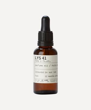 Lys 41 Perfume Oil 30ml