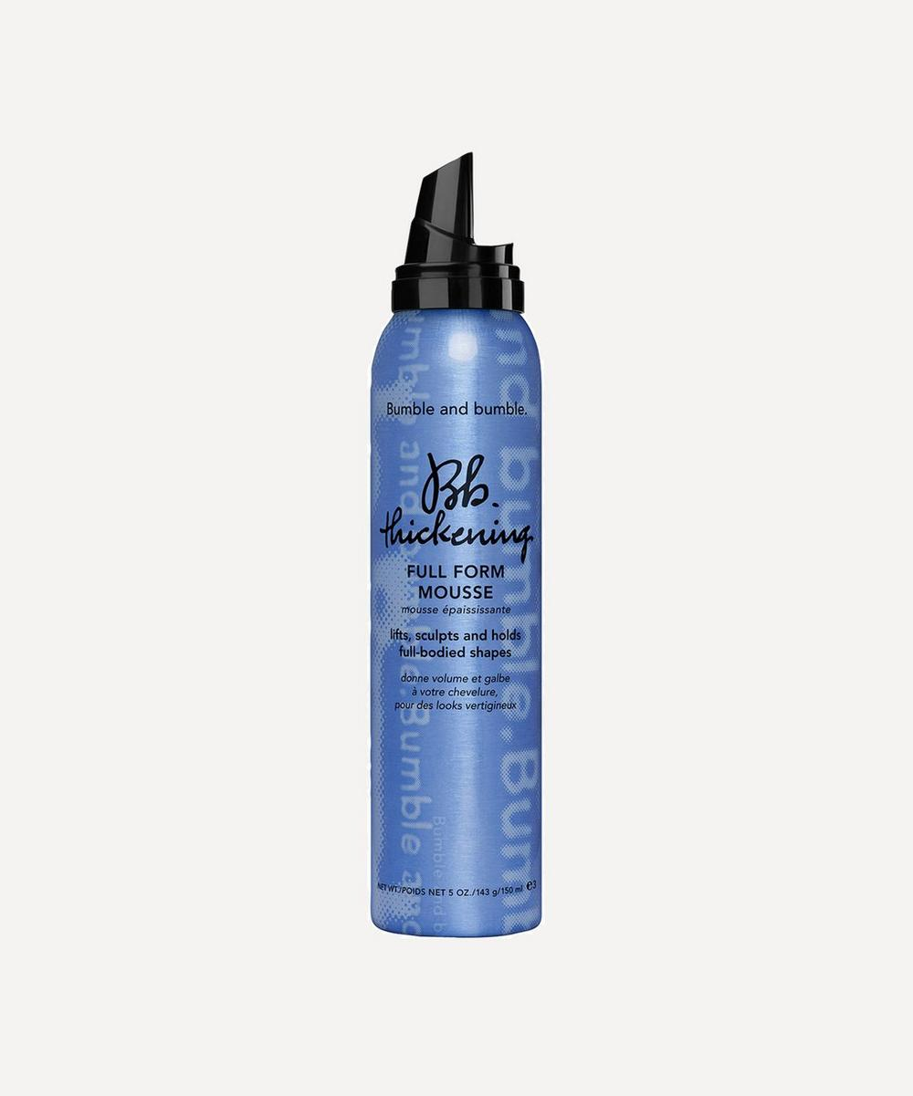 Bumble and Bumble - Thickening Full Form Mousse 150ml