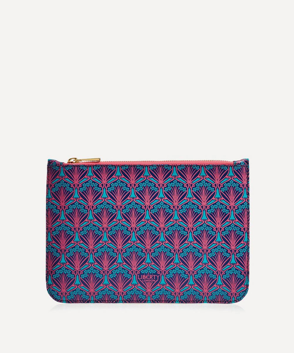 Liberty - Medium Pouch in Iphis Canvas