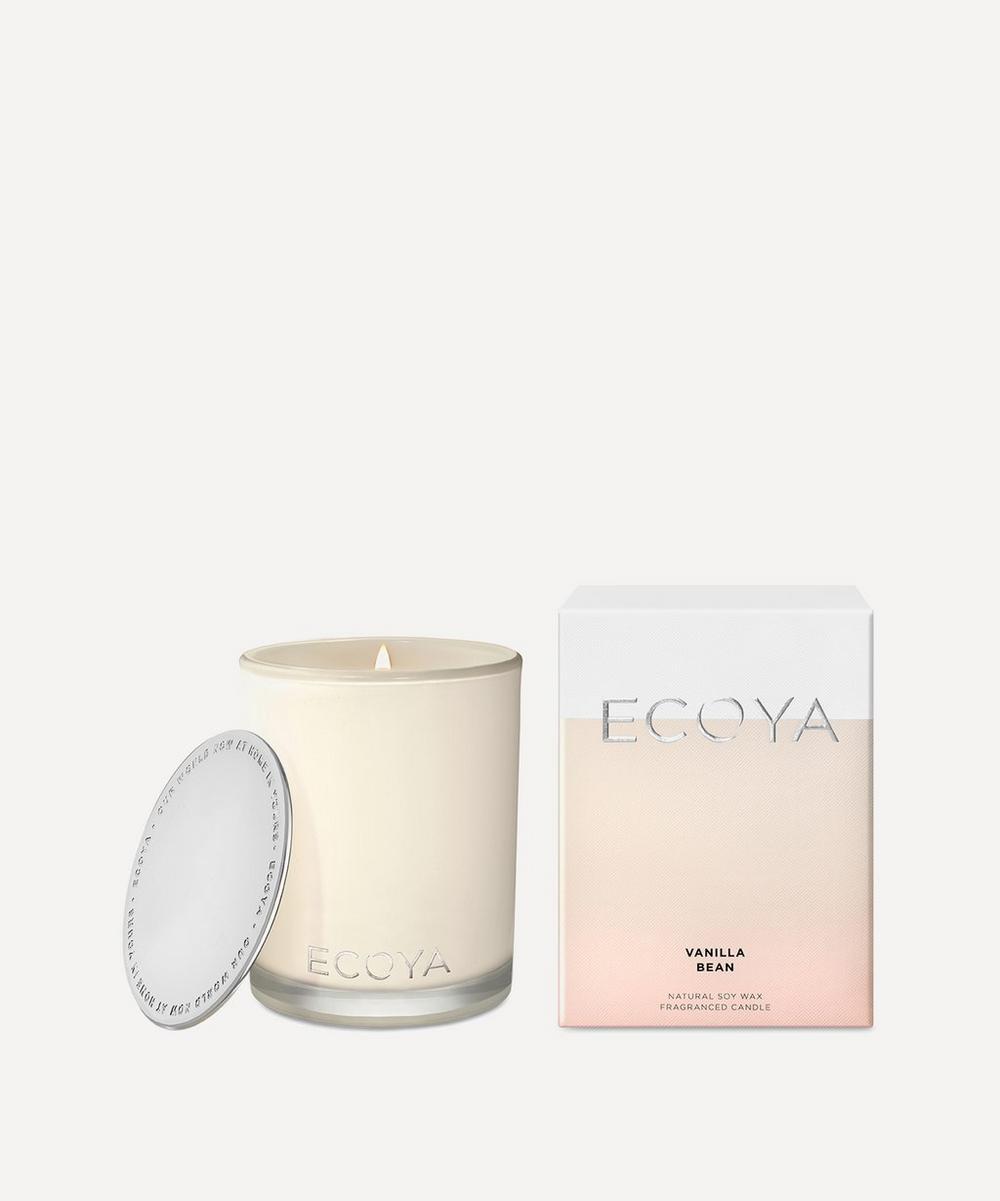 Ecoya - Vanilla Bean Madison Jar Candle 400g
