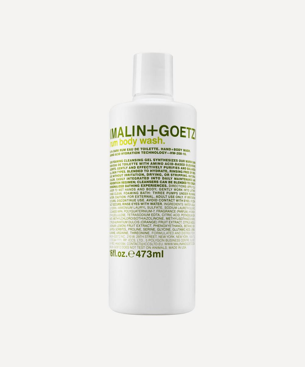 MALIN+GOETZ - Rum Body Wash 473ml