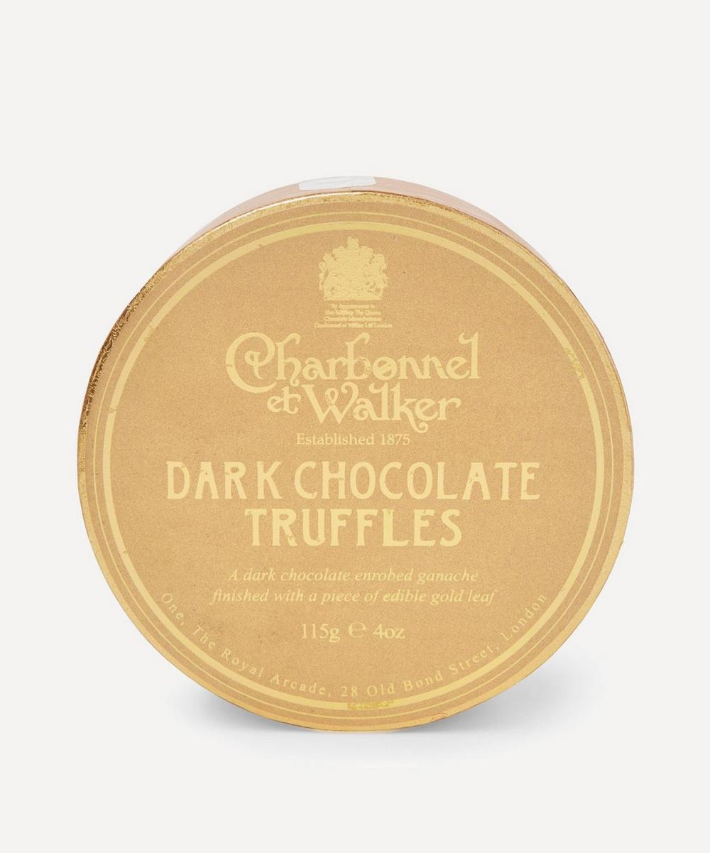 Charbonnel et Walker - Dark Chocolate Truffles 115g