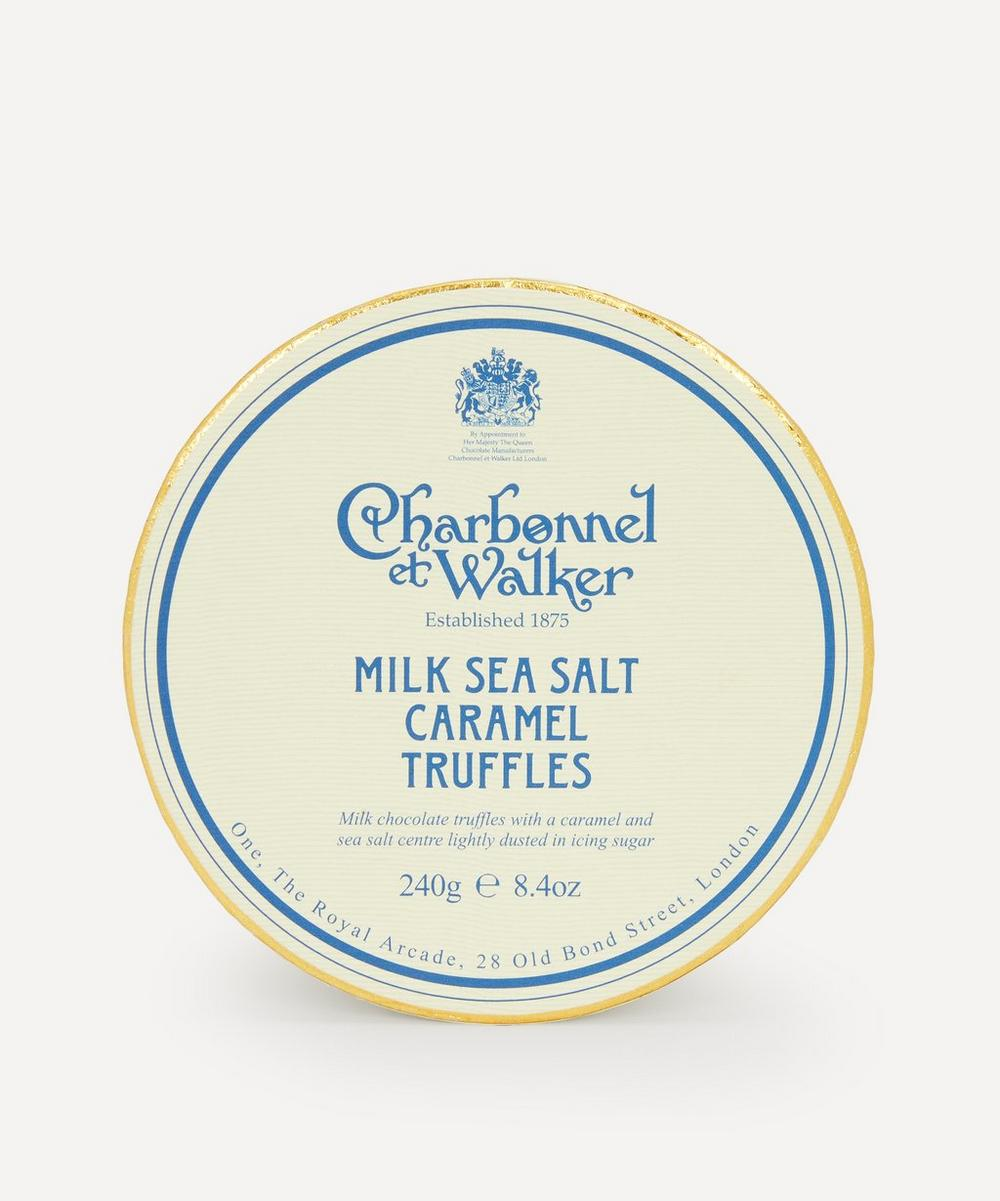 Charbonnel et Walker - Milk Sea Salt Caramel Truffles 240g