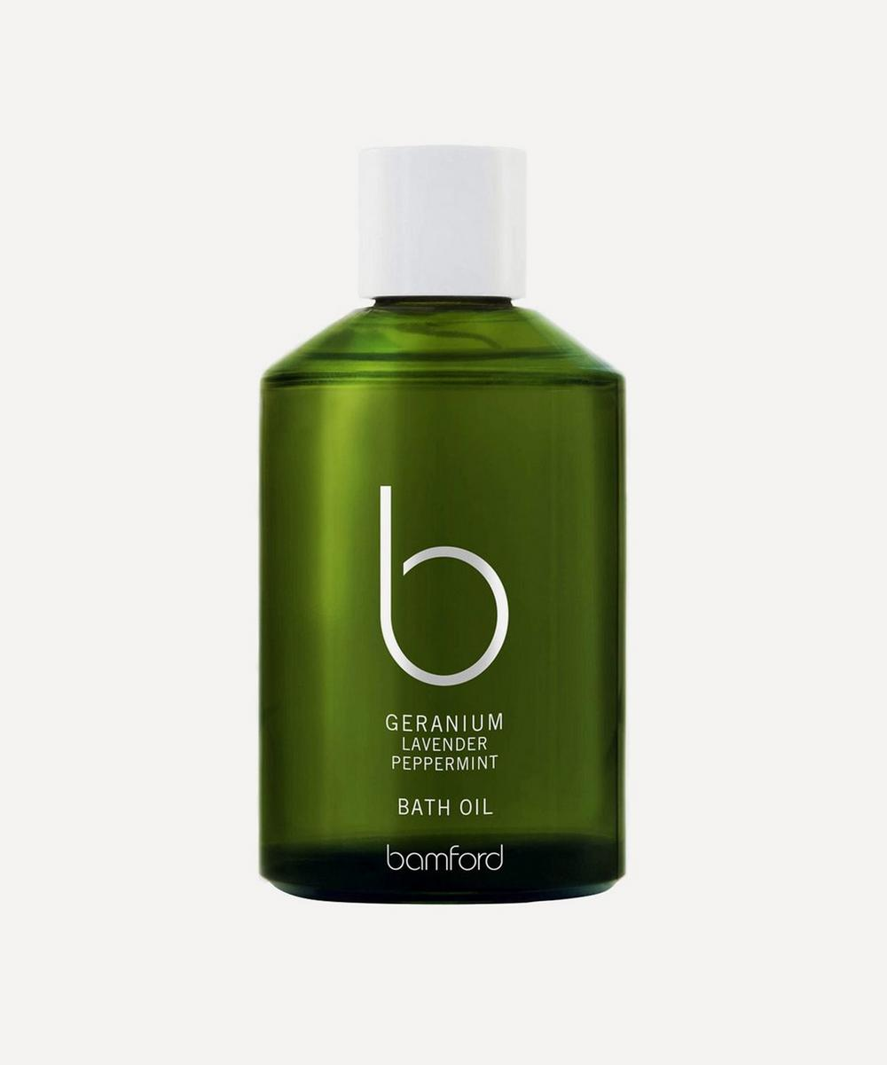 Bamford - Geranium Bath Oil 250ml