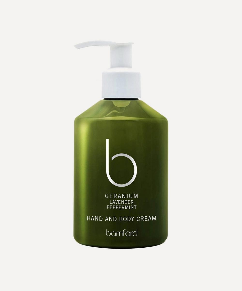 Bamford - Geranium Hand and Body Lotion 250ml