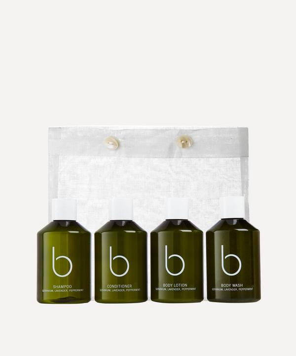 Bamford - Green Weekender Gift Set