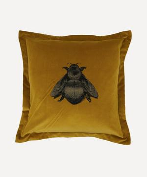 Napoleon Bee Velvet Cushion