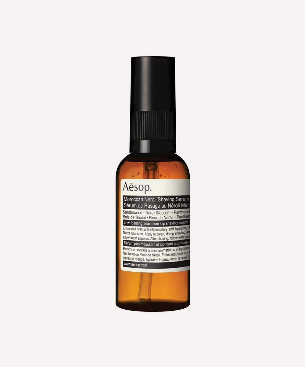 Aesop - Moroccan Neroli Shaving Serum 60ml