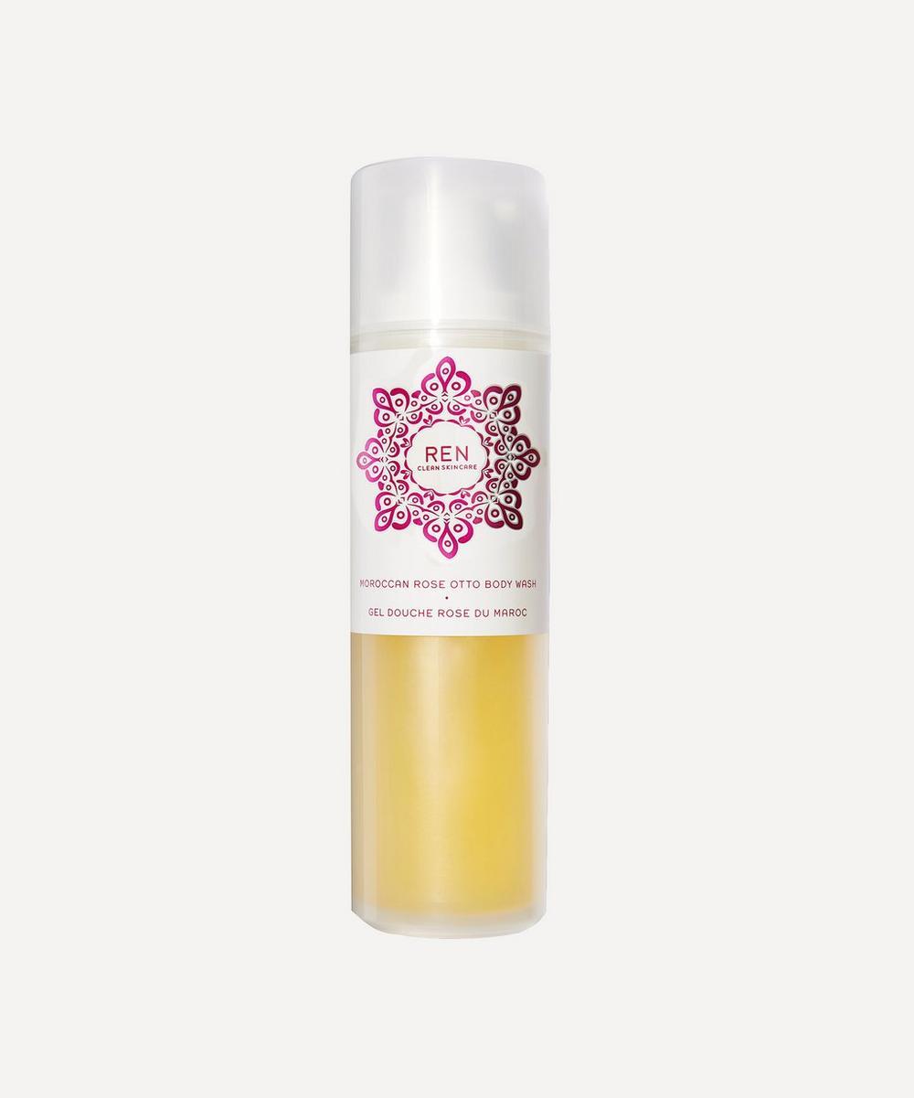 REN Clean Skincare - Moroccan Rose Otto Body Wash 200ml